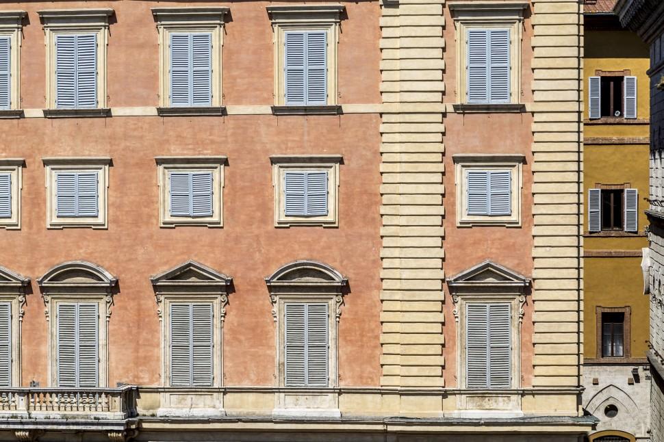 siena-Fassade
