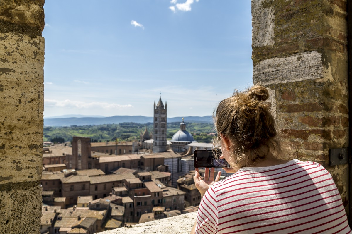 Siena von oben – Sehenswürdigkeiten und Reisetipps
