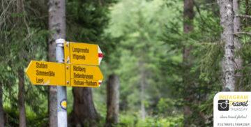 10 Wanderungen und Wandertipps für die Schweiz