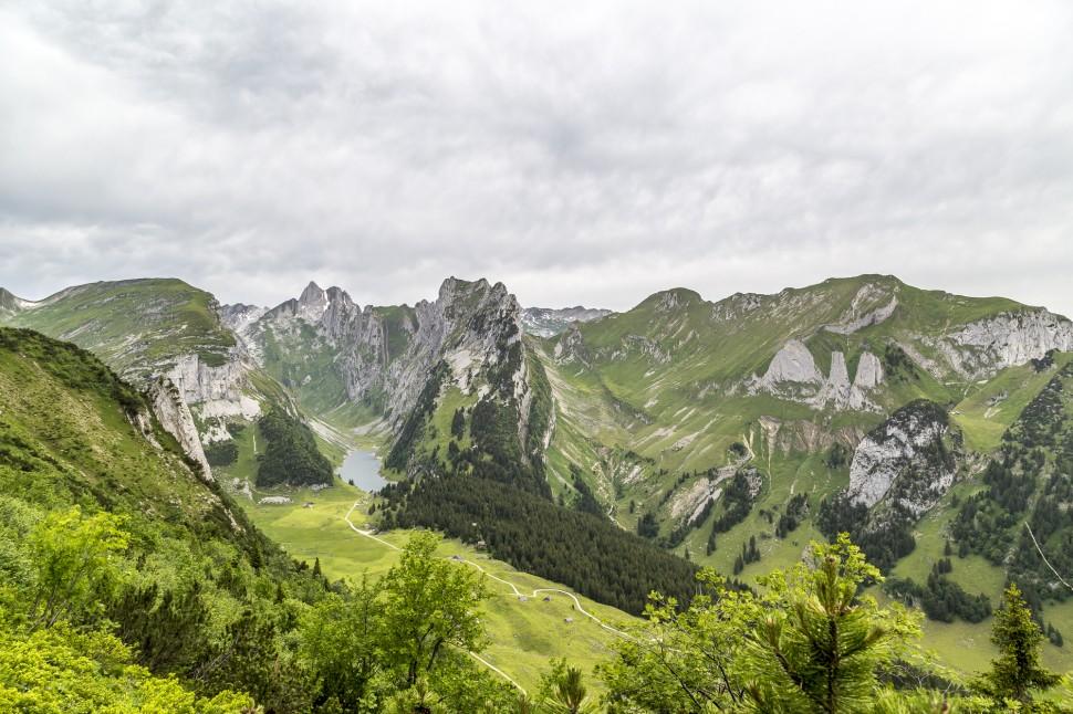 Alpstein-Fählensee