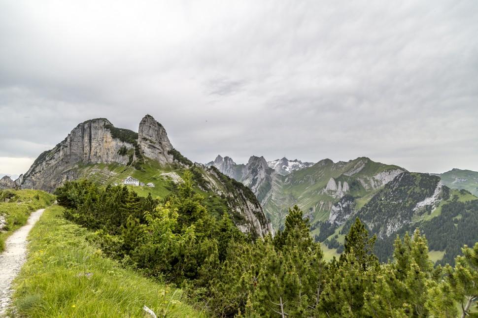 Alpstein-Stauberekanzel