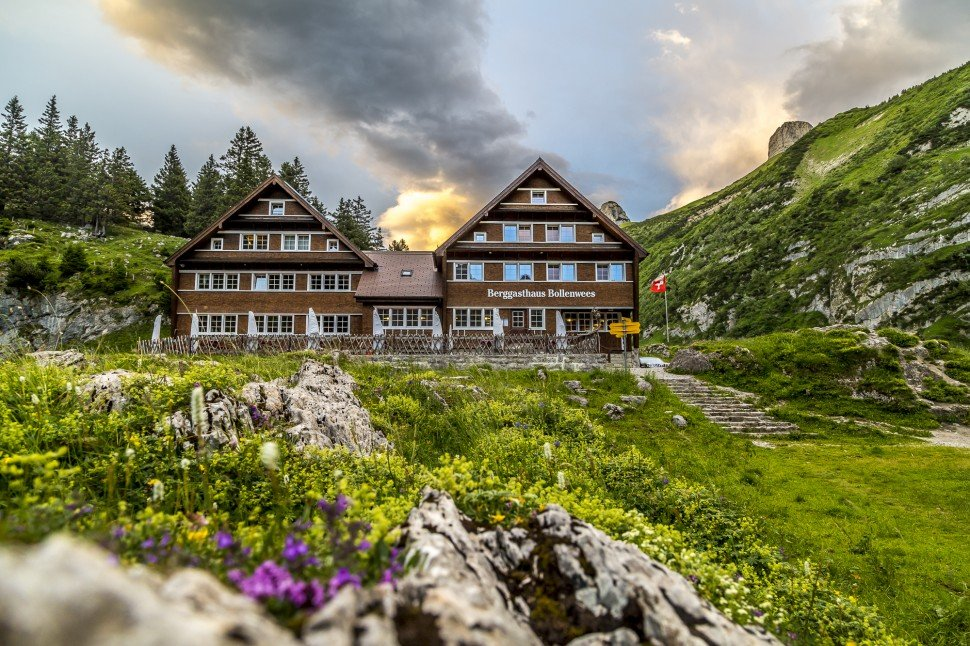 Berggasthaus-Bollenwees-Appenzell