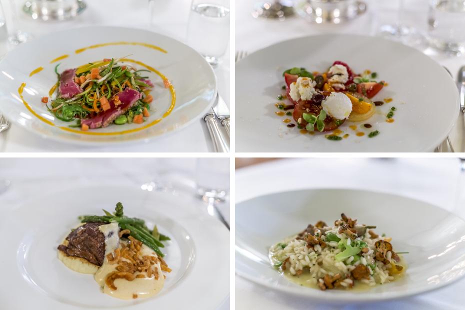 Grand-Bellevue-Gstaad-Abendessen