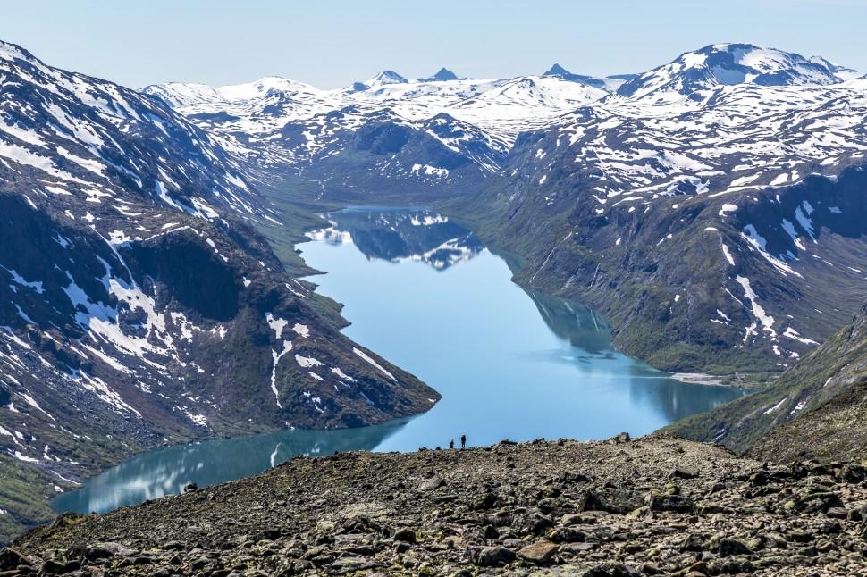 Jotunheimen Besseggen Ridge