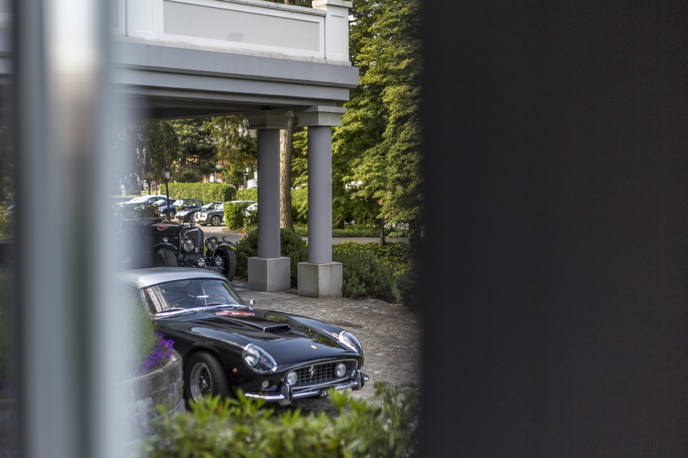Le-Grand-Bellevue-Gstaad-Oldtimer