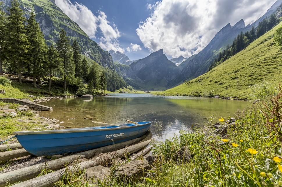 appenzell-Seealpsee