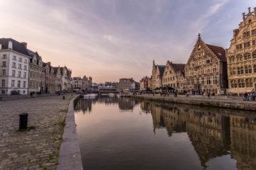 Gent - Sehenswürdigkeiten und Rundgang