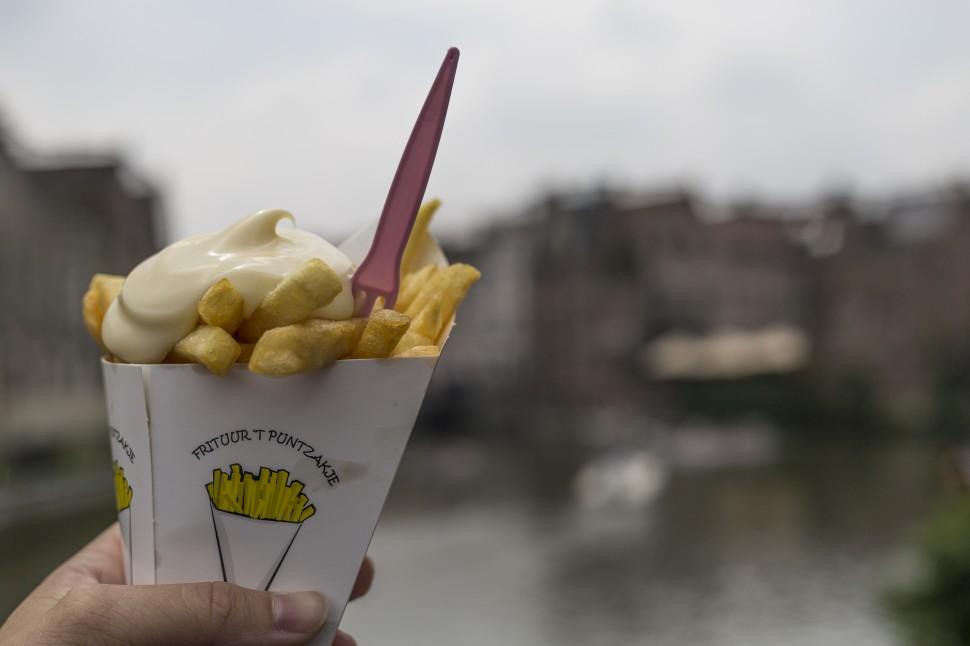 gent-belgische-Friten
