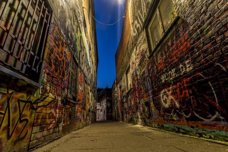 Lichtkonzept-graffiti