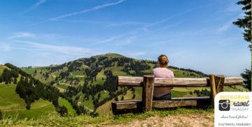 Mein Schweizer Sommer - von Bergen und Palmen