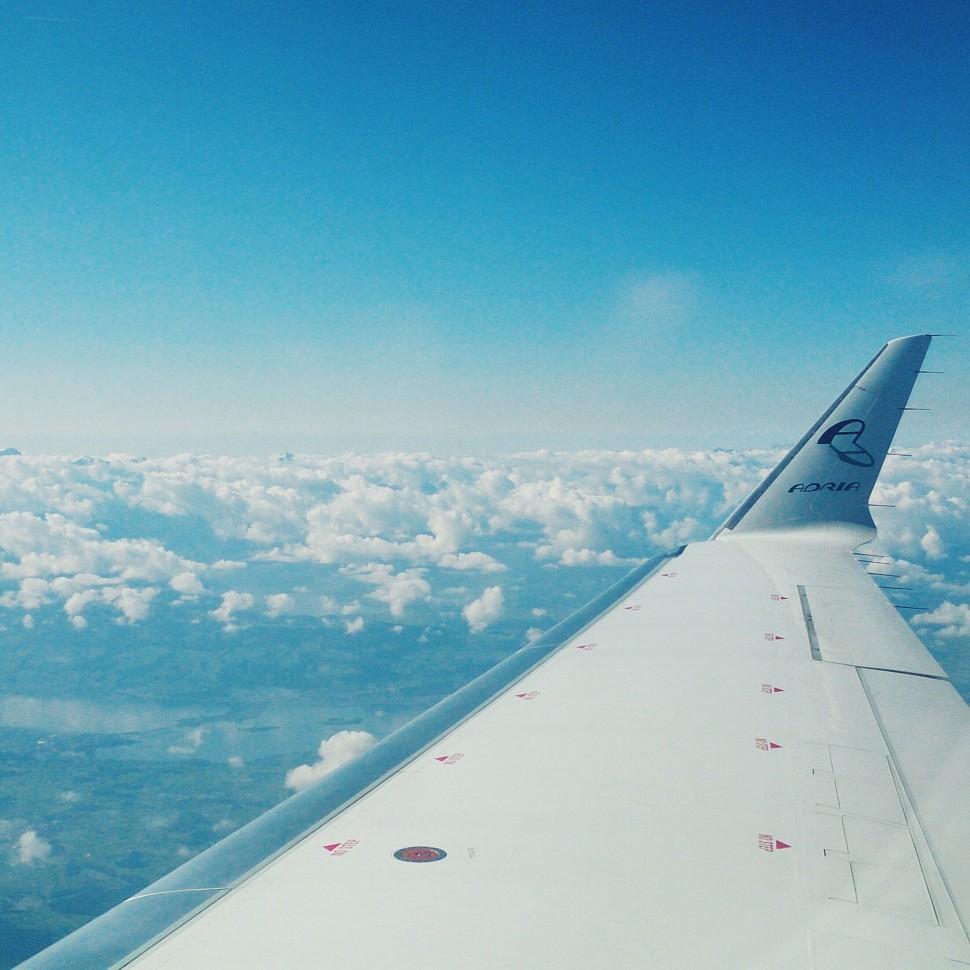 Adria Airways-ZRH