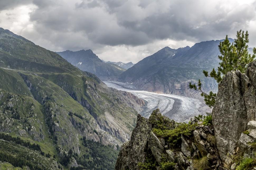 Belalp-Aletschgletscher