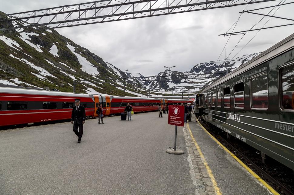Bergenbahn-Myrdal