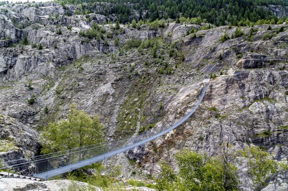 Hängebrücke-Belalp-Riederalp