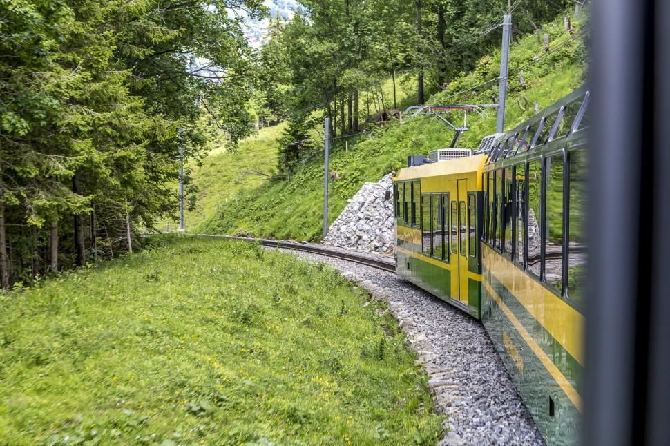 Jungfraubahn-Grindelwald