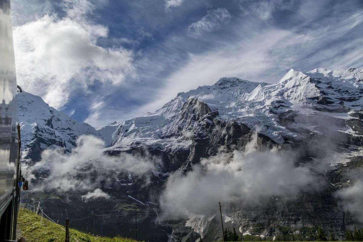 Jungfraujoch – Mein erstes Mal Top of Europe