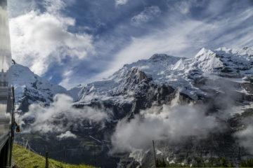 Jungfraujoch - Mein erstes Mal Top of Europe