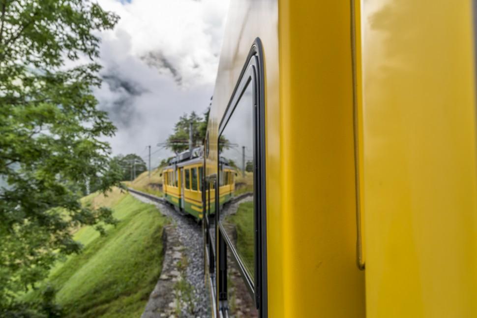 Jungfraubahn-Wengen