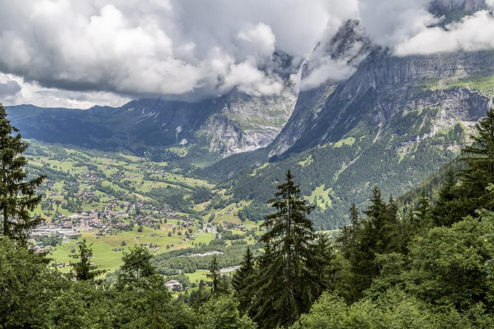 Kleine-Scheidegg-Grindelwald