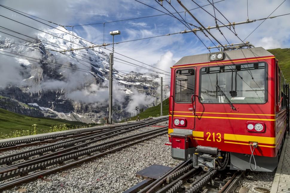 Kleine-Scheidegg-Jungfraubahn