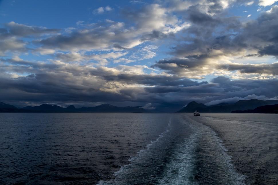 Norwegen-Hurtigruten