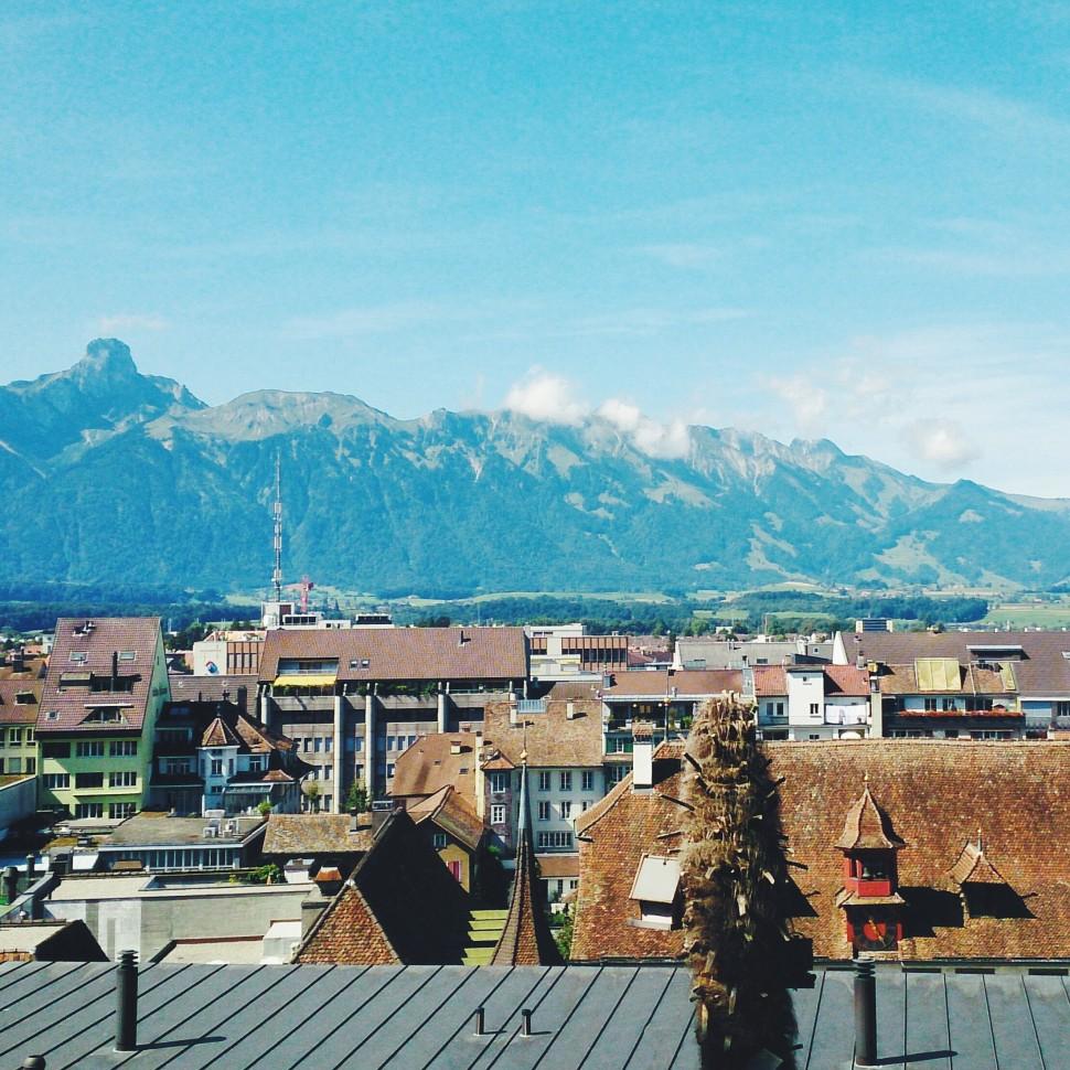 Thun-Panorama