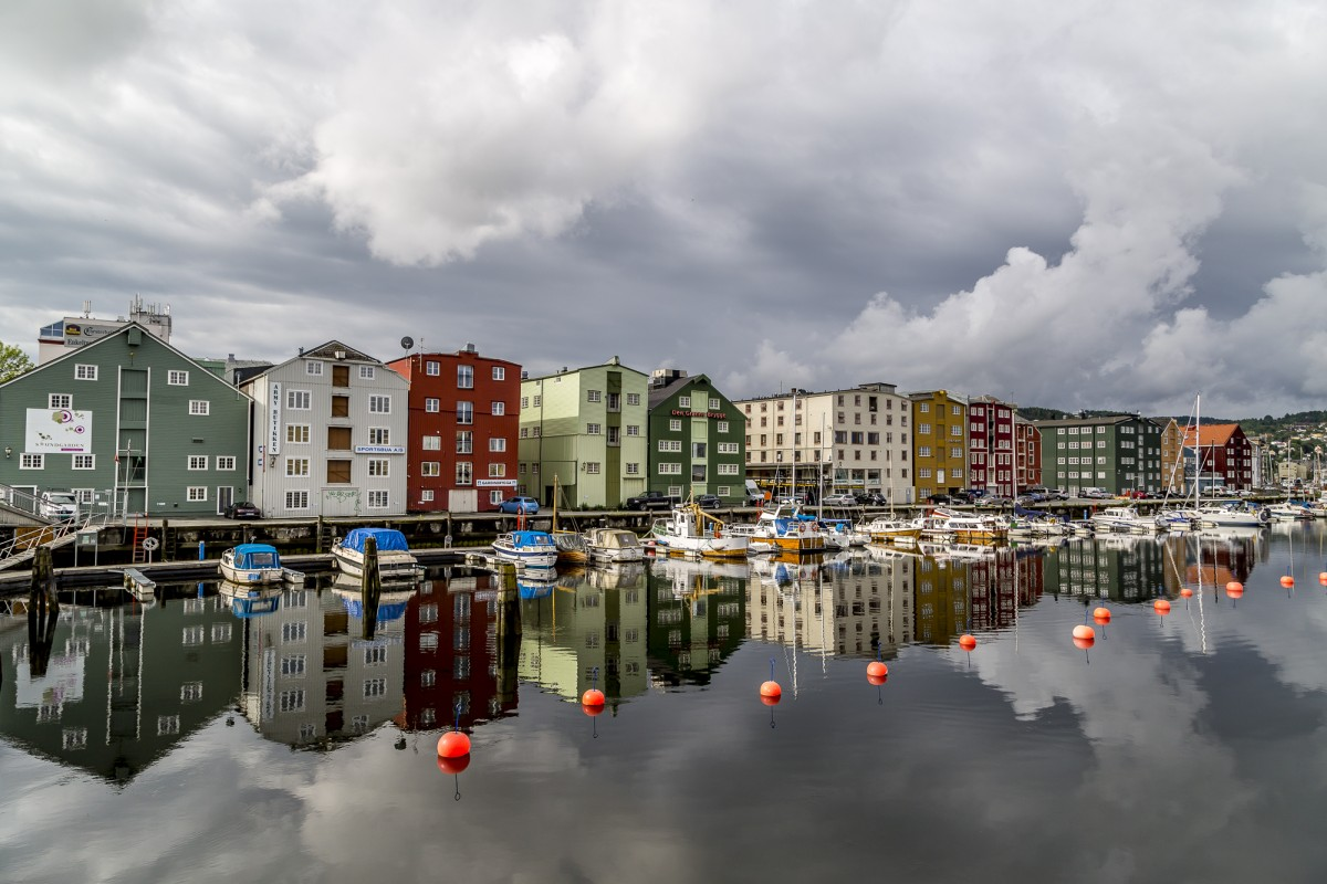 Trondheim – Sehenswürdigkeiten und Restaurants