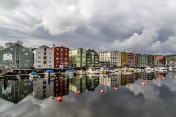 Trondheim - Sehenswürdigkeiten und Restaurants