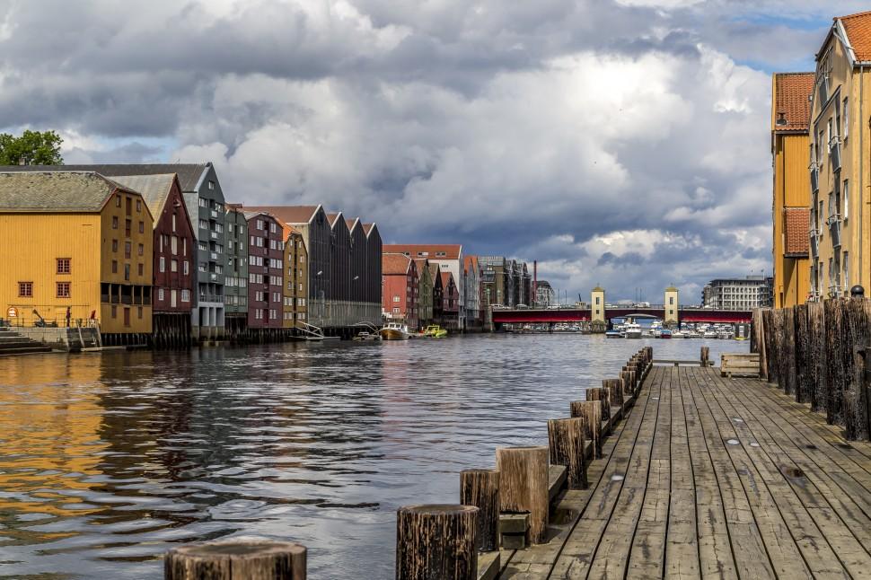Trondheim-Nedre-Bakklandet