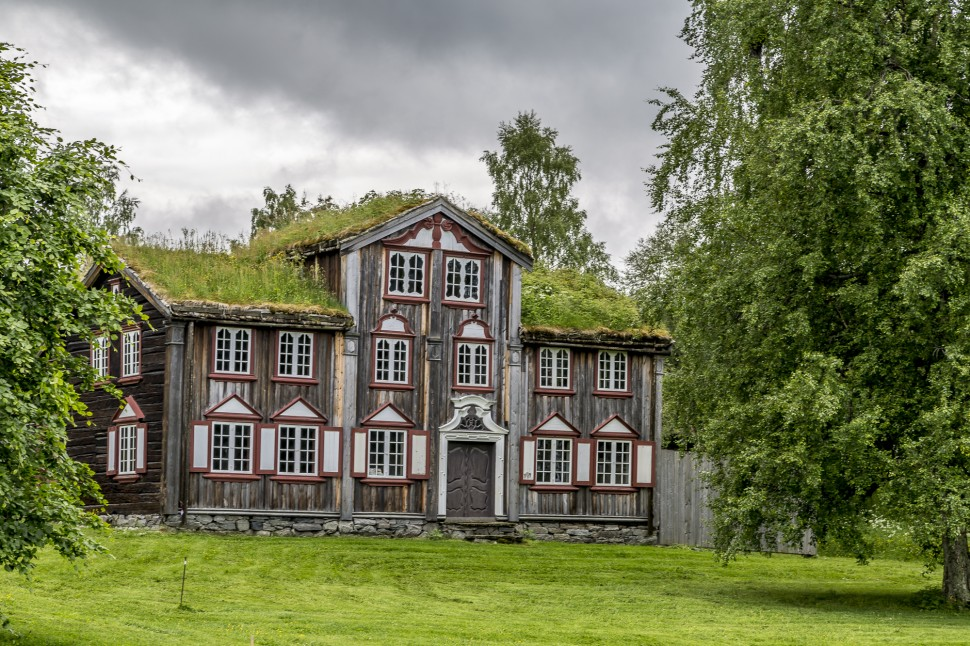 Trondheim-Trøndelag-Volksmuseum