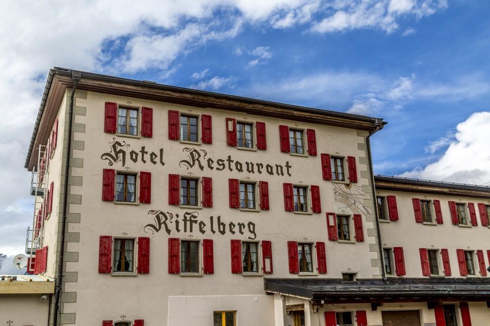 Zermatt-Hotel-Riffelberg