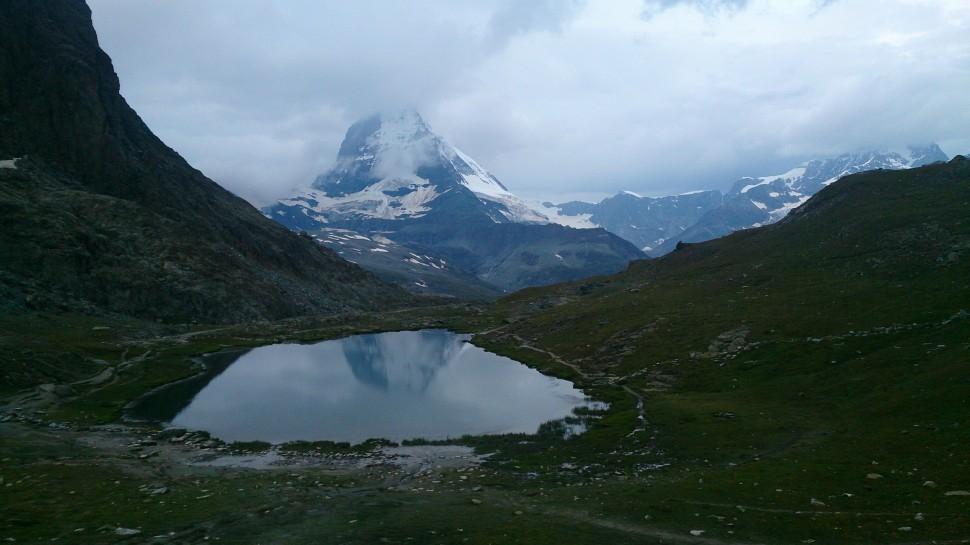 Zermatt-Riffelsee-SonyXZ