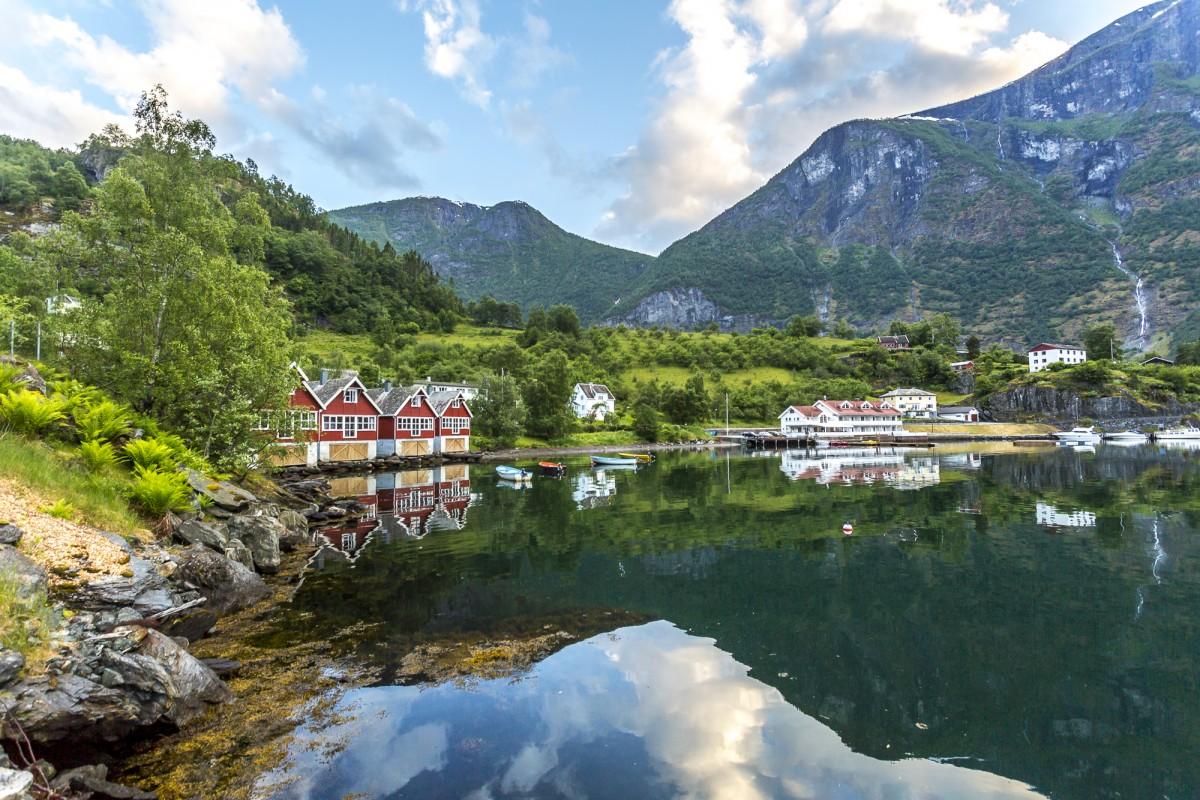 Fjord-Wunderwelt rund um Flåm