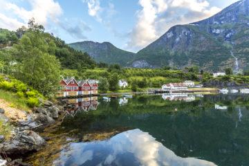 Fjord-Wunderwelt rund um Flåm in Norwegen