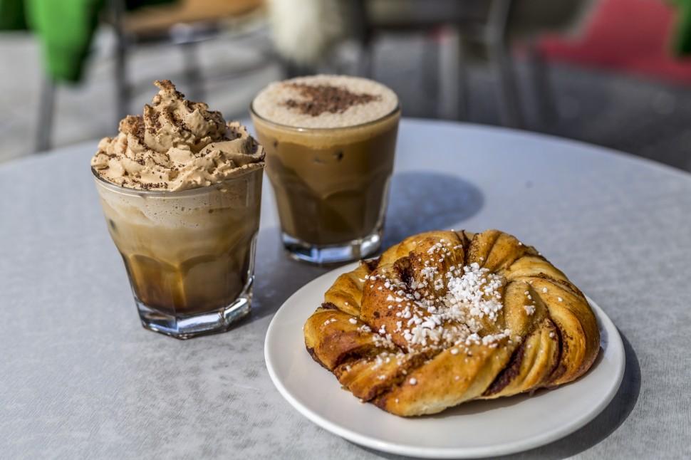 trondheim-Dromedar-Kaffeebar
