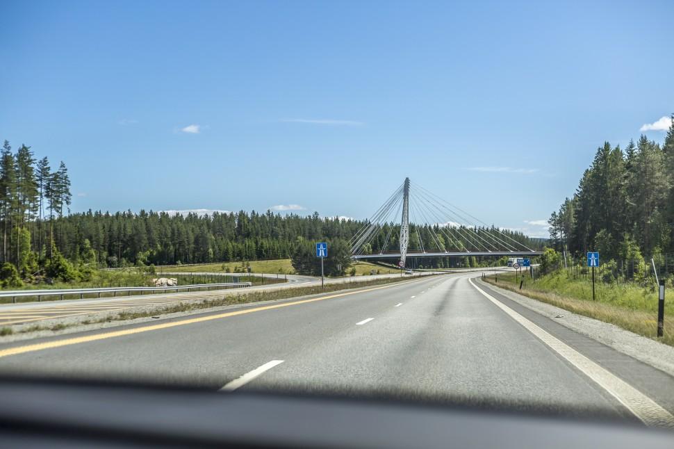 Norwegen-Roadtrip-E6