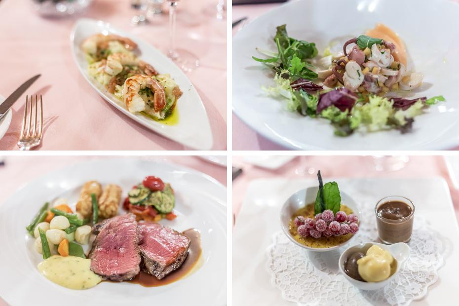 Villa-Principe-Leopoldo-Dinner