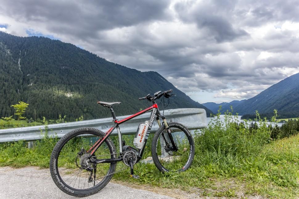 Weissensee-biketour