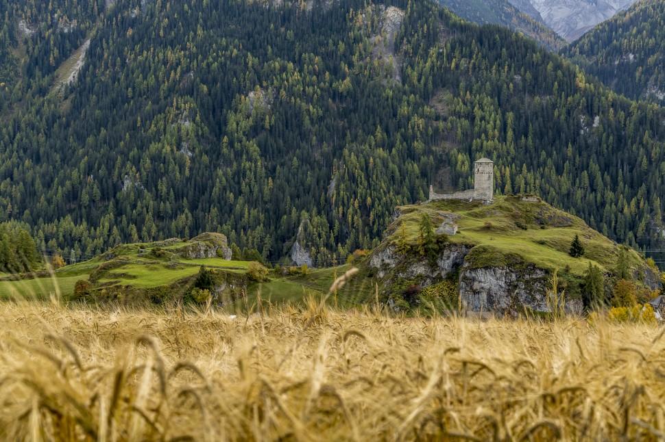 Ardez-Ruine-Steinsberg