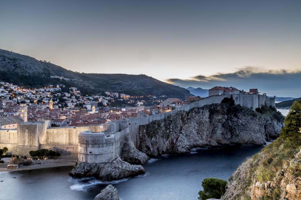 Dubrovnik-Fort-Lovrijenac