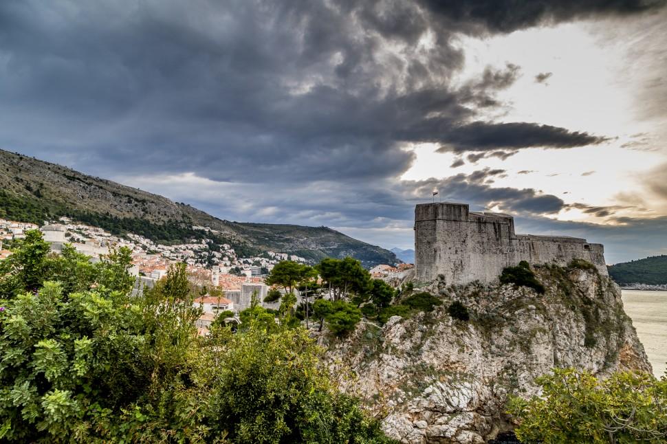 Dubrovnik-Gradac-Aussicht