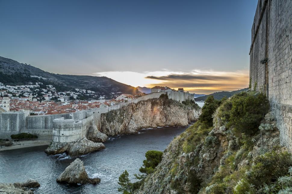 Dubrovnik-Sonnenaufgang-1