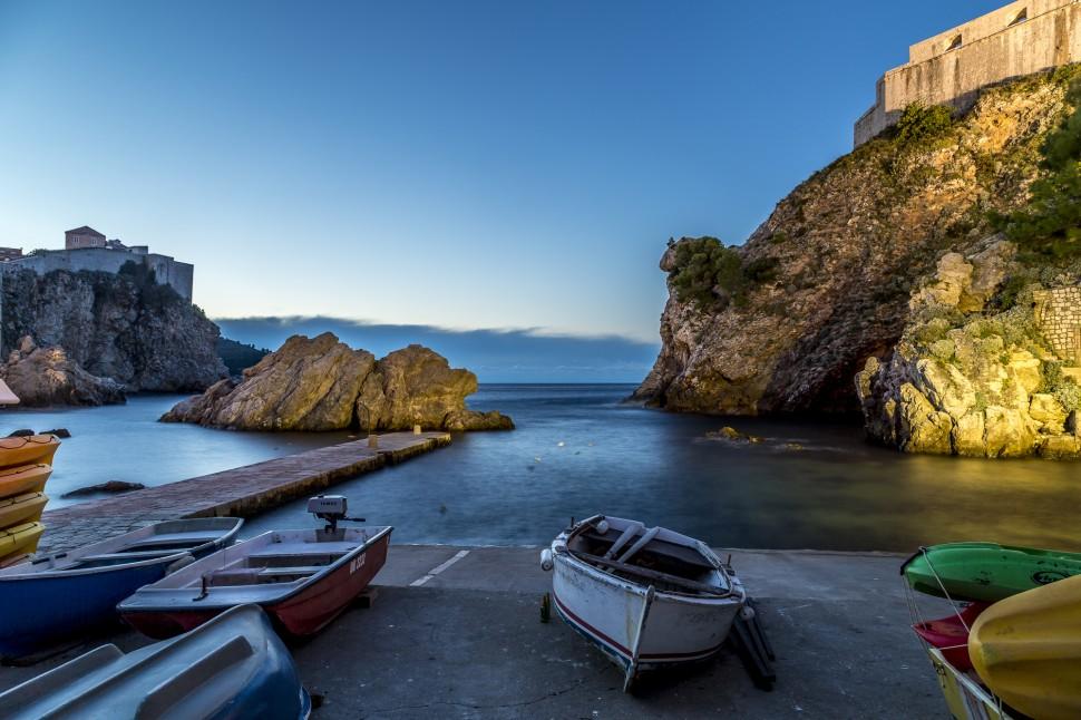 Dubrovnik-alter-Hafen-1