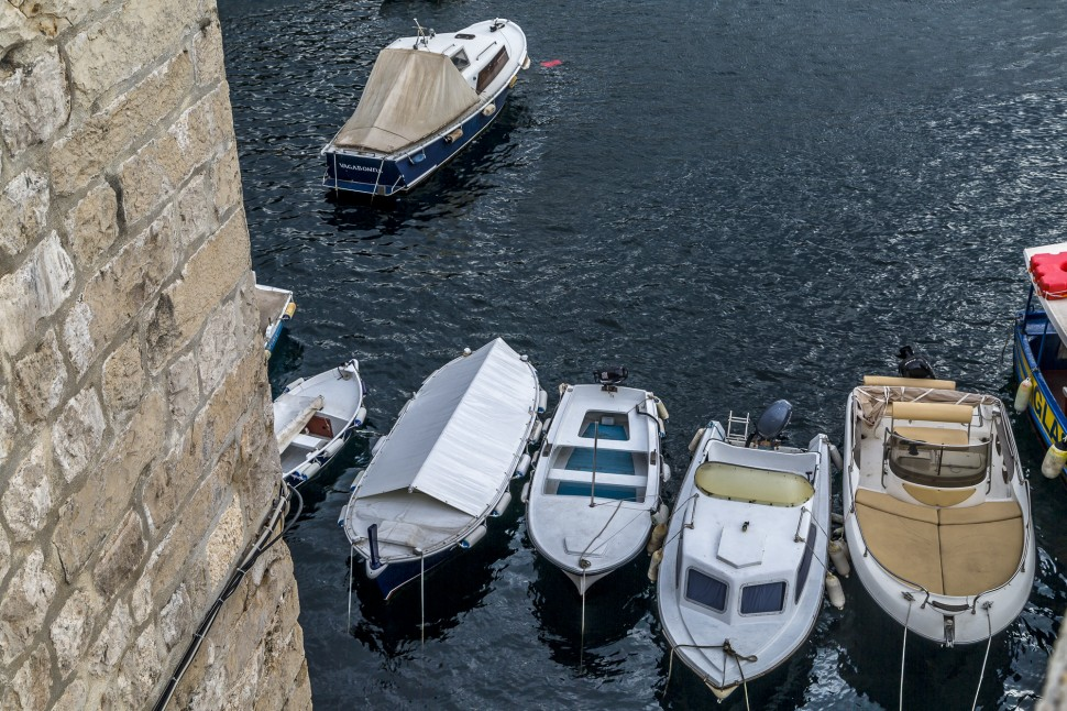 Dubrovnik-boote