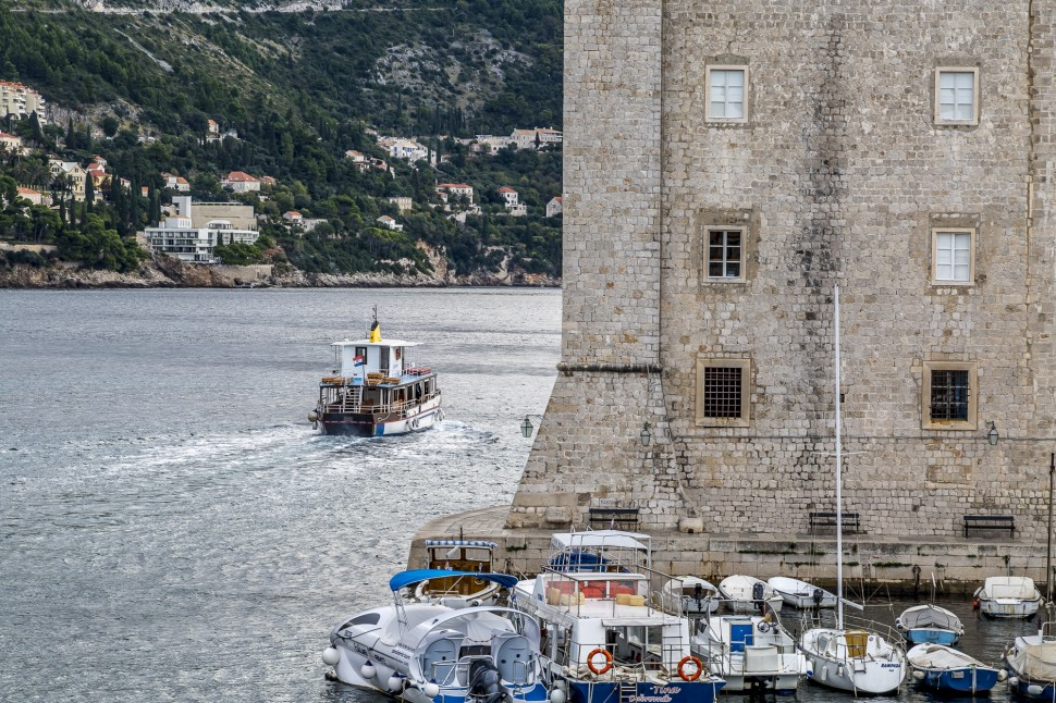 Dubrovnik-faehre
