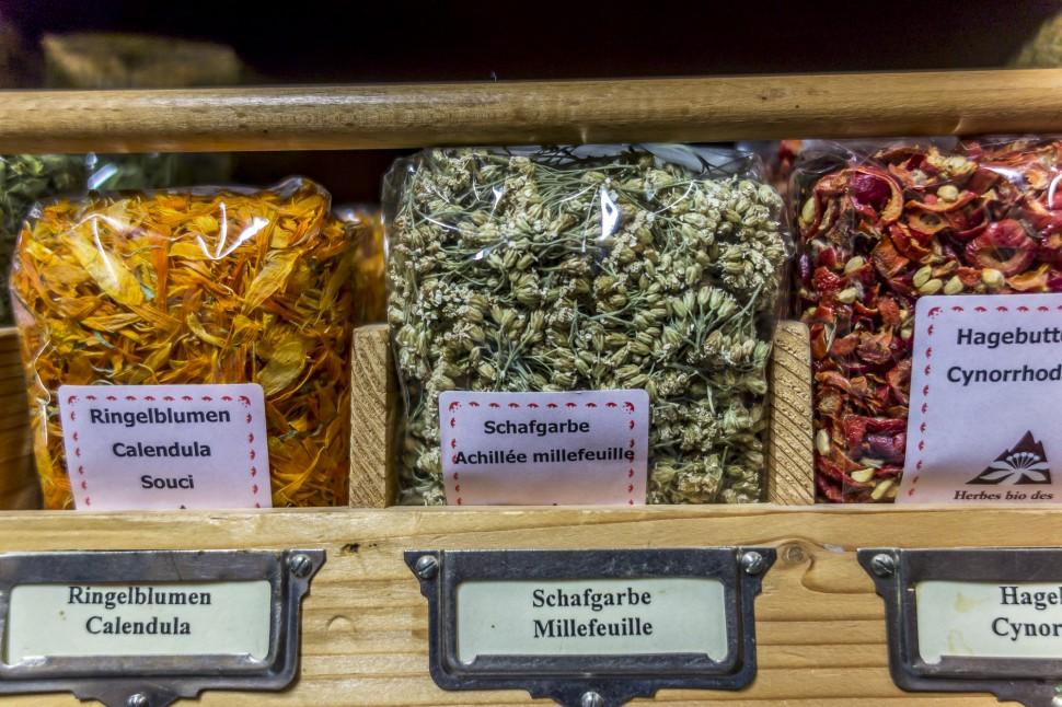 Grünenfelder-Vaulion-Produkte