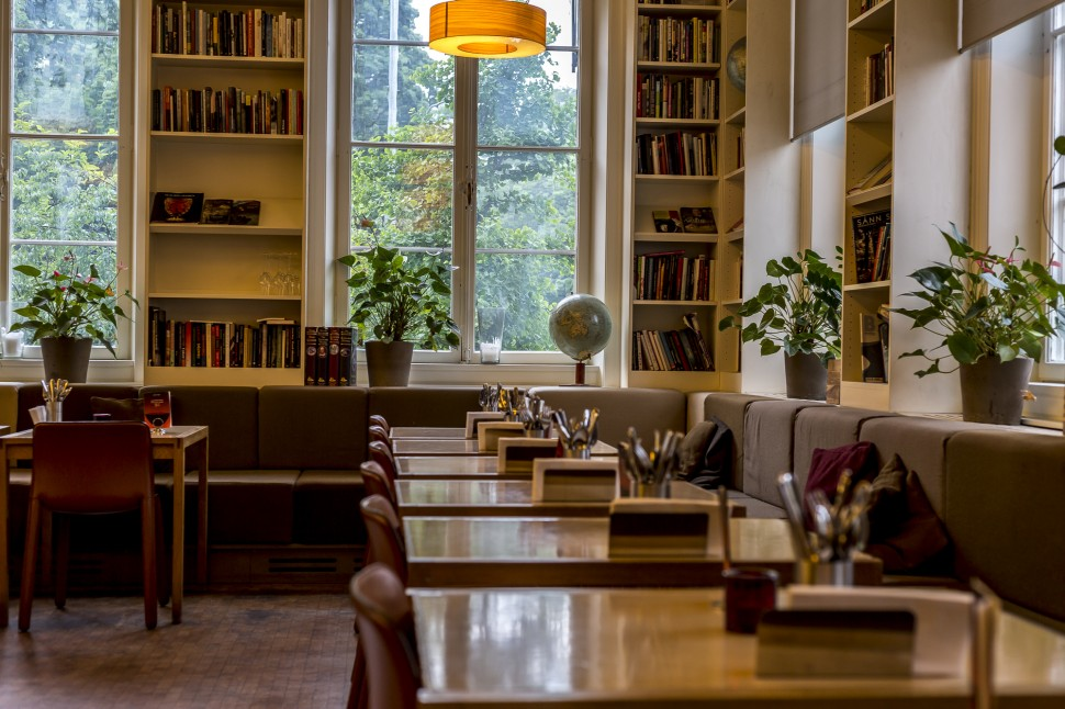 Kafe-Oslo
