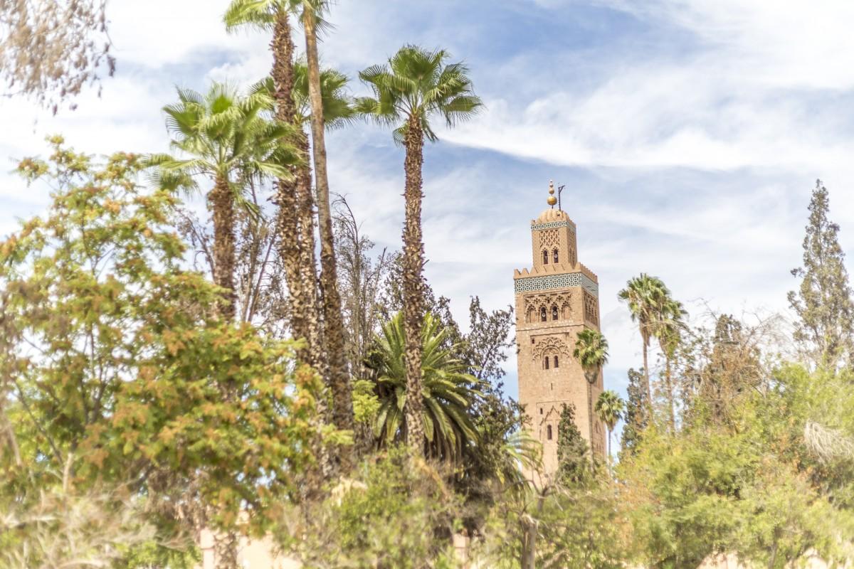Marrakesch an einem Tag – Sehenswürdigkeiten und Reisetipps