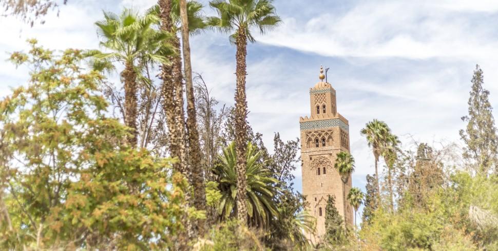 Marrakesch in 24 Stunden
