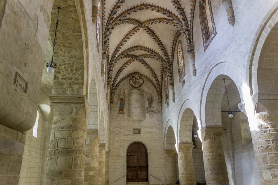 Romainmotier-Kirche